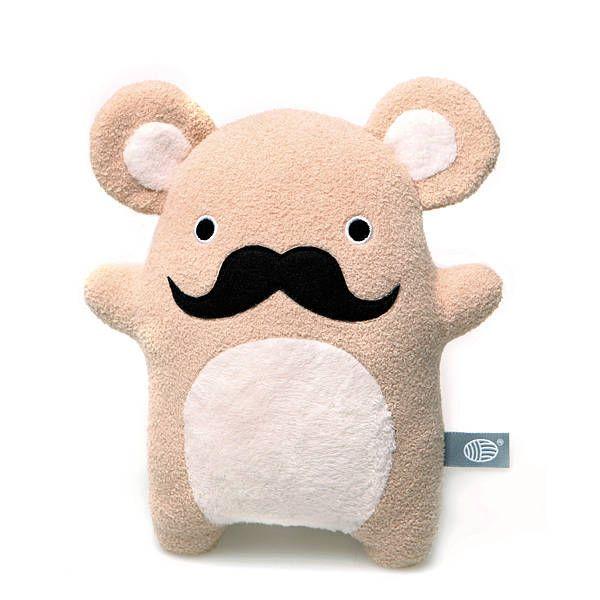 Movember - Muñeco suave para bebés