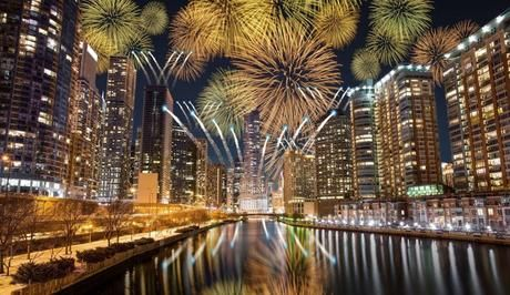 7 Best New Year's Eve Parties in Chicago