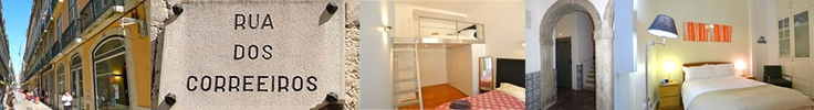 Correeiros is a 2 bedrooms (one in two levels) vacation apartment in the center of Lisbon-    come stay with us at   great apartment vacation rental Lisbon