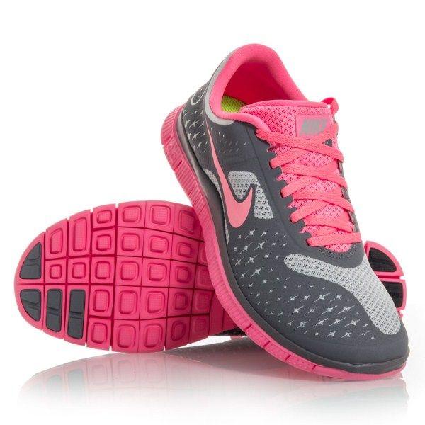 Nike Free 4.0 V2 - Womens Running Shoes