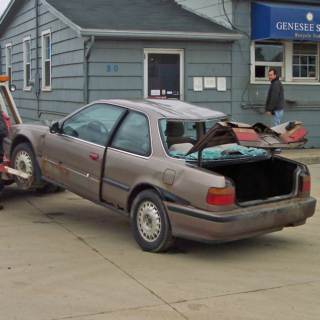 207 Best Images About Junk Car Towing On Pinterest