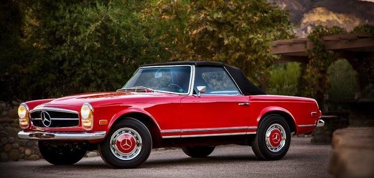 38 best old cars i love images on pinterest vintage for San juan capistrano mercedes benz
