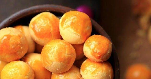 Resep Kue Nastar Keju Karamel Gurih