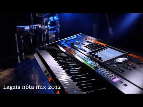 Lagzis nóta mix 2012
