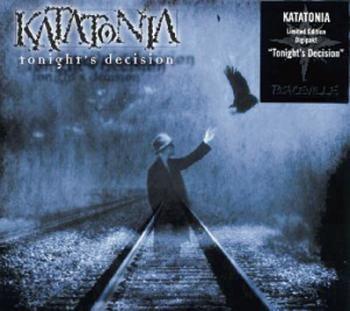 "L'album dei #Katatonia intitolato ""Tonight's Decision""."