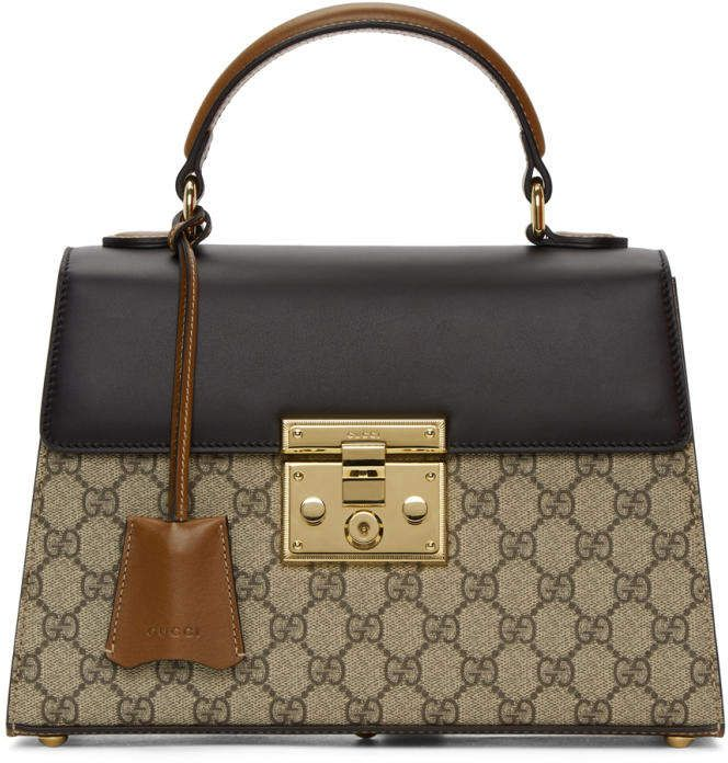 dc8be297f76fee Gucci Beige Small GG Supreme Padlock Bag #Gucci #purse #ShopStyle  #MyShopStyle click link for more information