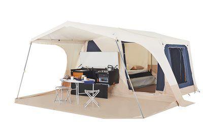 Trigano Alpha - Trailer Tents