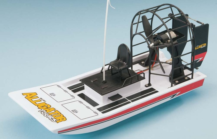 Rc Electric Airboat Free Plans - WoodWorking Projects & Plans