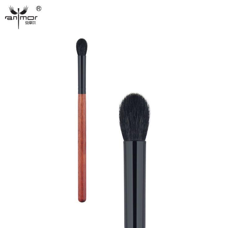 R071 Anmor Goat Hair Tapered Blending Brush High Quality Eye Brushes for Daily or Professional Make Up