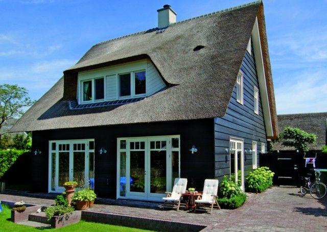 Huis 5 | Riet gedekt | Onze huizen | Presolid Home