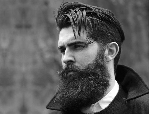 The 3 Beards That Create Magic With The Long Top Short