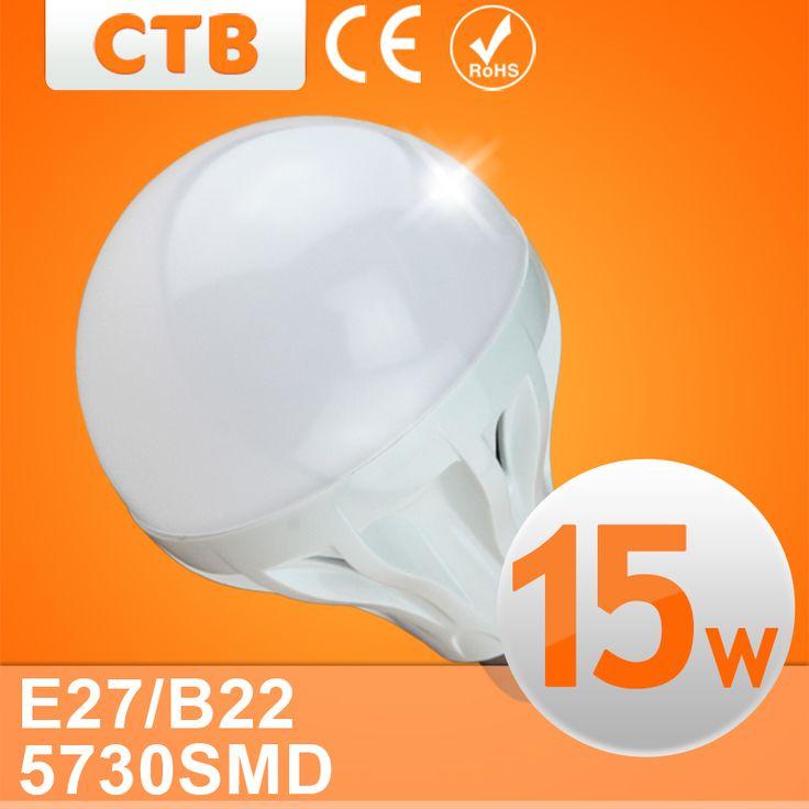 High Power E27 B22 Led Bulb 5730SMD 3W 5W 7W 9W 10W 12W 15W 20W 30W LED Lamp,110V 220V Light Bulb For Home Led Spotlight Lamps