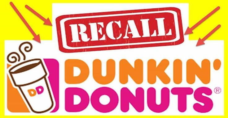 OH NO! Dunkin Donuts Issued a NATIONWIDE RECALL! - http://yeswecoupon.com/oh-no-dunkin-donuts-issued-a-nationwide-recall/?Pinterest  #Clearance, #Coupon, #Couponcommunity, #Couponfamily, #Coupons, #Hotdeal, #Iloveclearance, #Ilovecoupons