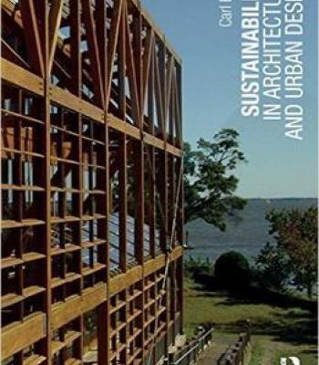 Sustainability In Architecture And Urban Design PDF