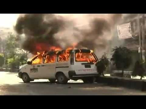 BBC News   Bangladesh Islamist Abdul Kader Mullah hanged for war crimes