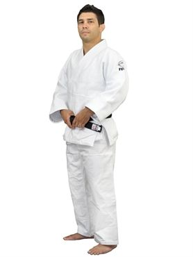 Fuji Sports Double Weave Judo Gi White. Size 6. Can be purchased from Dr. Rowe at a discounted price.