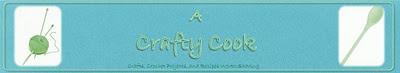 A Crafty Cook: Flip Flop → Crocheted Flat Tutorial