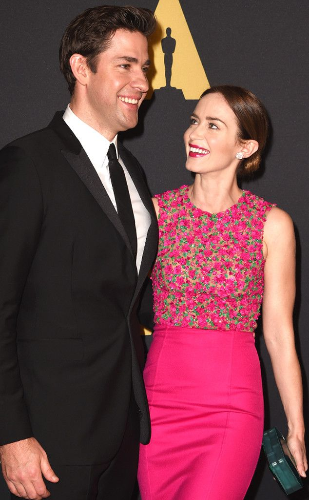 Swoon! We can't get enough of this happy married pair!