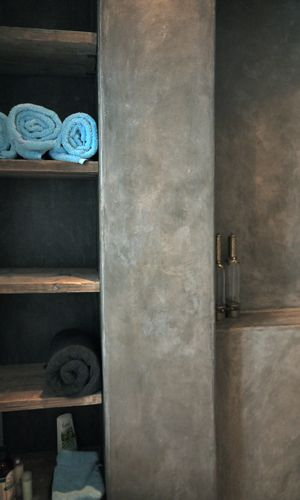 Specialist Voor Tadelakt · Shower BathroomAdobeBathrooms