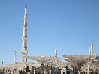 Masjid-un-Nabawi, Madina, Saudi Arabia