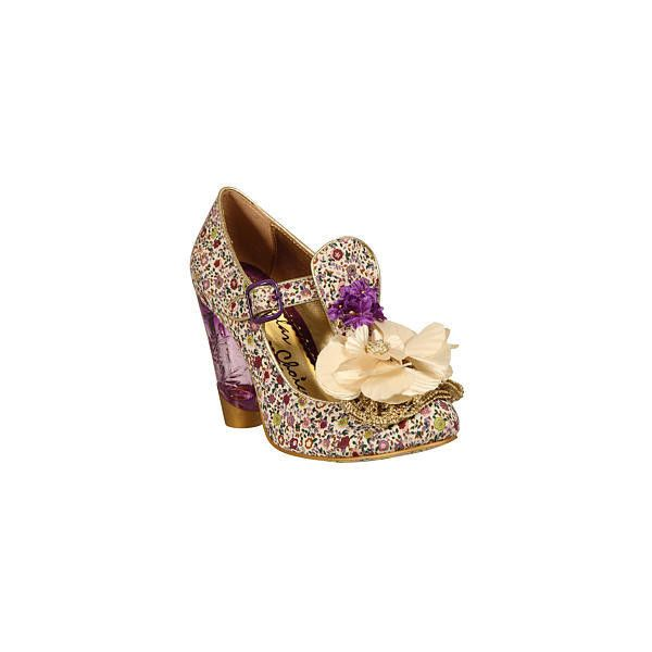 Irregular Choice Can't Touch This Shoes (305 BRL) ❤ liked on Polyvore featuring shoes, pumps, heels, sapatos, irregular choice shoes, heel pump, irregular choice footwear and irregular choice