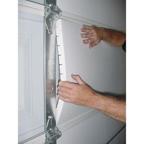 Garage Door Insulation Kit (8-Pieces)-Garage Door Insulation Kit - 8 pcs - The Home Depot