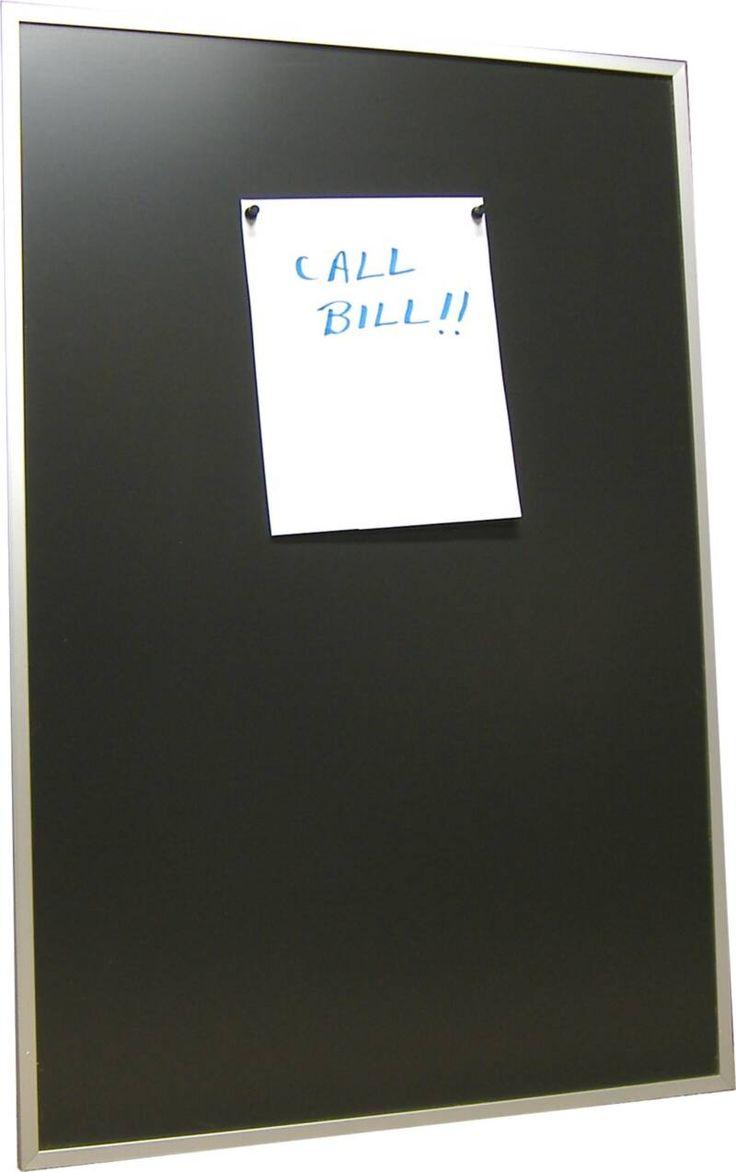Magnetic Bulletin Boards wiht Black Panel