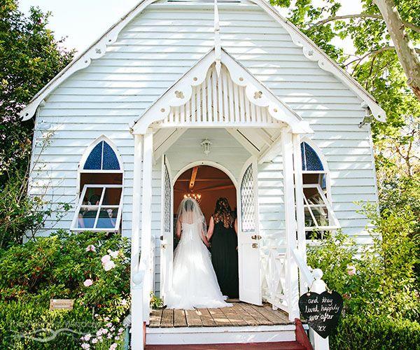 mount tamborine wedding venue The Old Church.