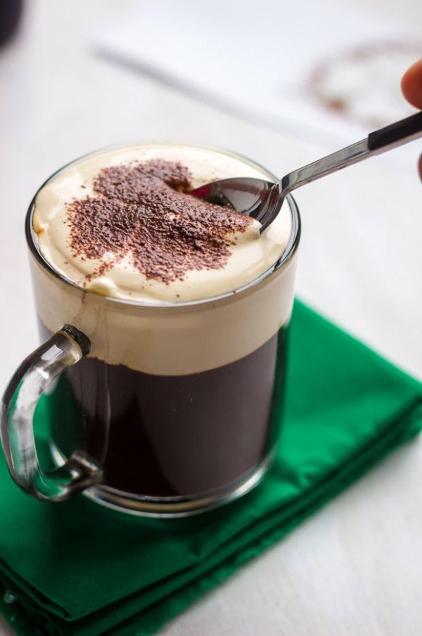 Discover this easy recipe for authentic Irish Coffee, perfect for after dinner this St. Patrick's Day!