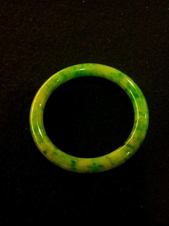 Jadeite Bangle Grade A