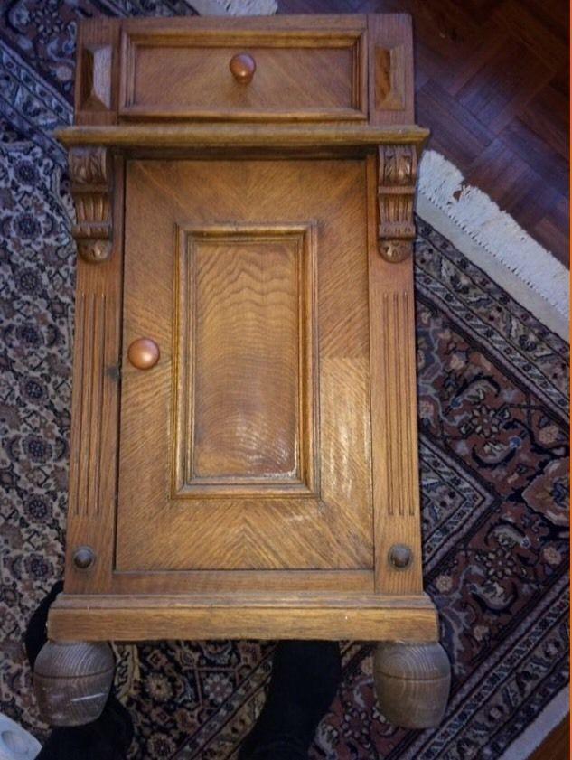 kommode holz originale kleine alte antike kommode schrnkchen schminktisch ebay - Designer Kommoden Aus Holz Antike