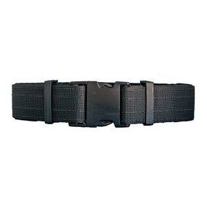 """This 2"""" wide belt has a sturdy fast release buckle and is made with two layers…"""
