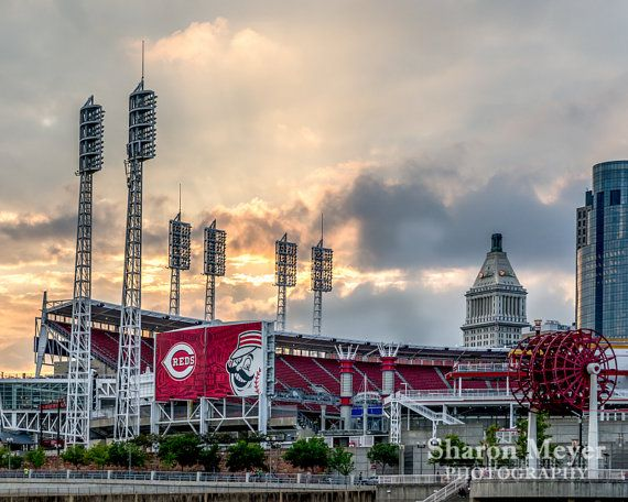 Hey, I found this really awesome Etsy listing at https://www.etsy.com/listing/469501767/cincinnati-reds-baseball-fine-art-photo