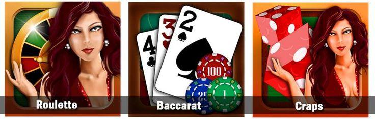 Download 3 amazing casino games for your Windows Phone 8!! ☛ Craps - http://www.windowsphone.com/en-us/store/app/craps/5c5a9204-00c6-4f56-b2cd-e35a8234e1a0 ☛ Baccarat - http://www.windowsphone.com/en-us/store/app/baccarat/4635d472-2784-4ee5-9182-c9d82c13c988 ☛ Roulette - http://www.windowsphone.com/en-us/store/app/roulette/50de3b33-85c8-43ee-977f-6d321254d798  #windowsphone8 #wp8 #windowsphone #casinogames #craps #baccarat #roulette #games