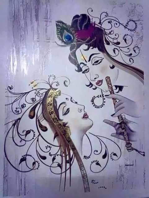 Radha-Krsna