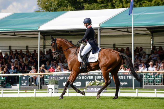 'We've been gunning for this': Gemma Tattersall scores PB — Michael Jung holds Burghley lead http://trib.al/y4eqkb0