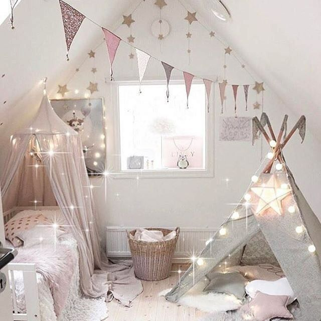 "518 Likes, 10 Comments - Kids Interiors (@kidsinteriors_com) on Instagram: ""Today on www.kidsinteriors.com /GIRLS'' ROOMS WITH MAGIC// Design by @villaskogshuset…"""