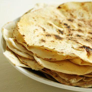 Easy tortilla recipe