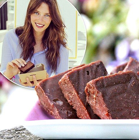 Chocolate fudge and ice cream that helps you LOSE weight. Ella Woodward of Deliciously Ella and Saskia from Naturally Sassy have created recipes for healthy