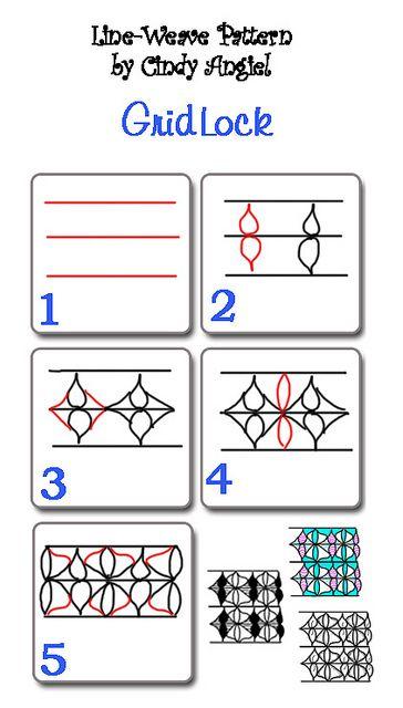 123 best zentangle worksheets images on pinterest mandalas zentangle patterns and doodle art. Black Bedroom Furniture Sets. Home Design Ideas