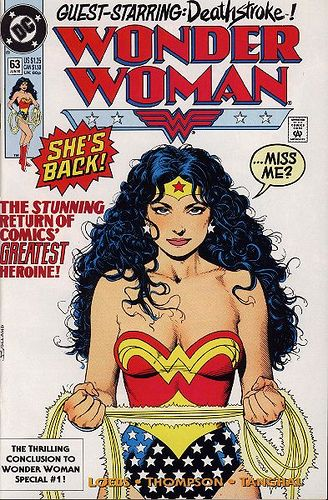 Wonder Woman Covers | Flickr - Photo Sharing!