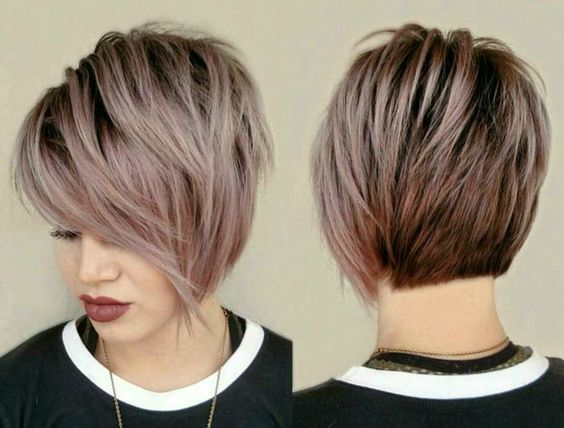 Image Result For Funky Mid Length Haircuts 2017 Hair Pinterest Short Styles And