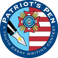 Patriot's Pen Essay Contest for students in grades 6-8. Deadline November 1. 46 awards  offered.