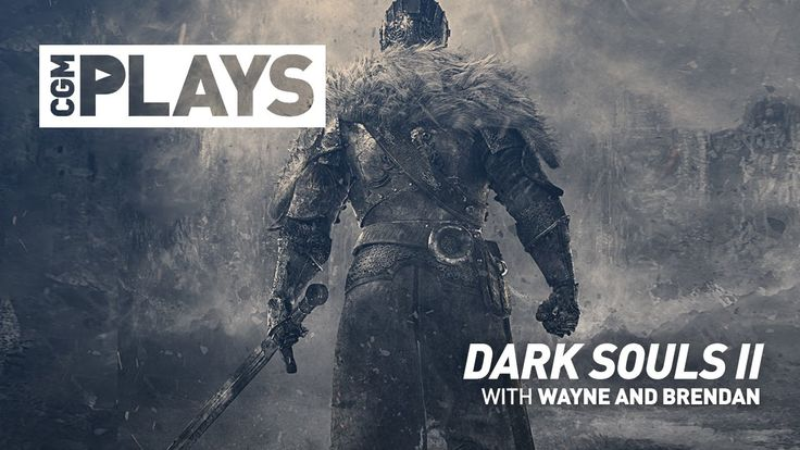 With Lords of the Fallen coming out soon, the crew at CGM decided to take another look at the brutally hard Dark Souls II. Wayne and Brendan take control of a character nether of them have tried before and see how long they last.