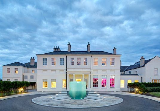 A five-star Georgian hotel on the County Durham Coast, with a chic spa, including breakfast, spa access and dining options