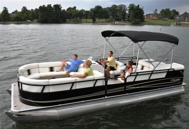 pontoon boats | New Boats › Bentley Pontoon Boats › Pontoon Boat › 240 Cruise RE