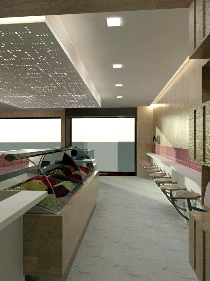 Franchise Pilot Gellateria - Cafe