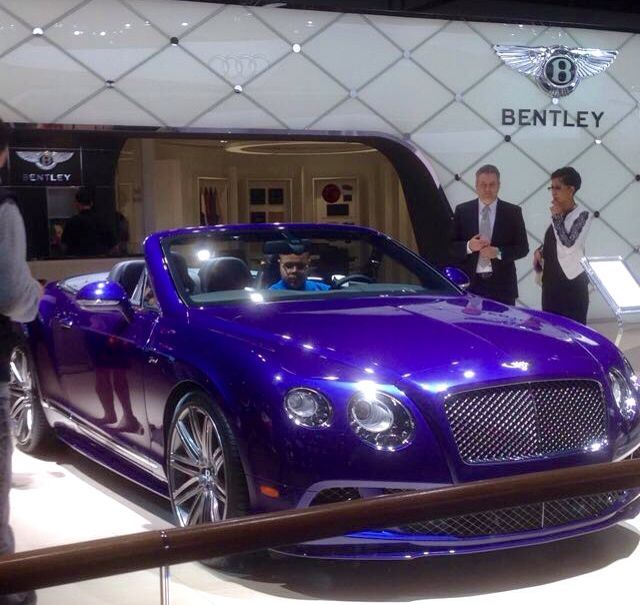 The New Bentley! Oh My, I'm In LOVE! ️ ️