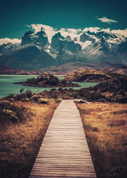 Patagonian Colourshift #Trail  http://www.pinterest.com/vonbrucken/trail-running/