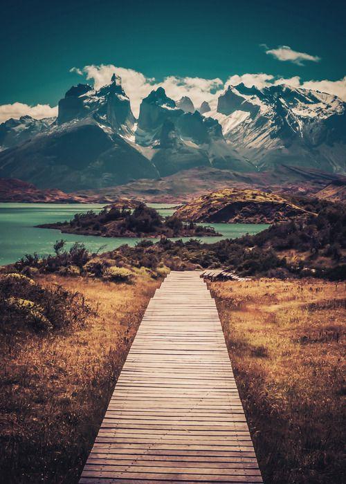 Patagonian Colourshift #Trail  http://www.pinterest.com/vonbrucken/trail-running/